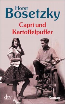 Capri und Kartoffelpuffer