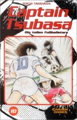Captain Tsubasa. Bd.10
