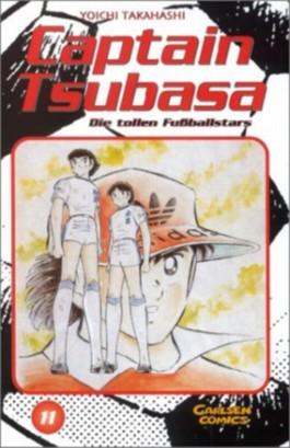 Captain Tsubasa. Bd.11