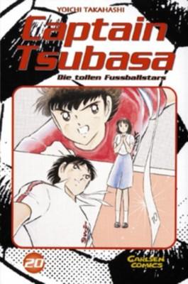 Captain Tsubasa. Bd.20