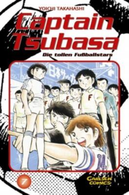 Captain Tsubasa. Bd.7