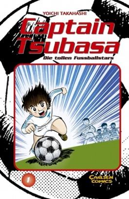 Captain Tsubasa. Die tollen Fußballstars / Captain Tsubasa - Die tollen Fußballstars, Band 1