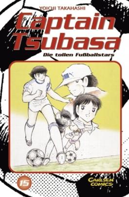 Captain Tsubasa. Die tollen Fußballstars / Captain Tsubasa - Die tollen Fußballstars, Band 15