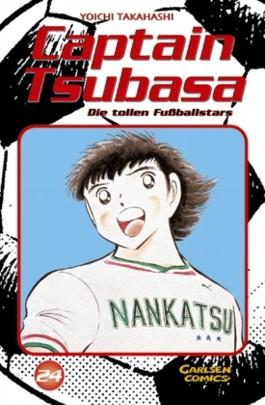 Captain Tsubasa. Die tollen Fußballstars / Captain Tsubasa - Die tollen Fußballstars, Band 24