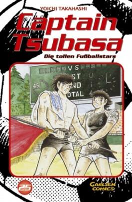 Captain Tsubasa. Die tollen Fußballstars / Captain Tsubasa - Die tollen Fußballstars, Band 25
