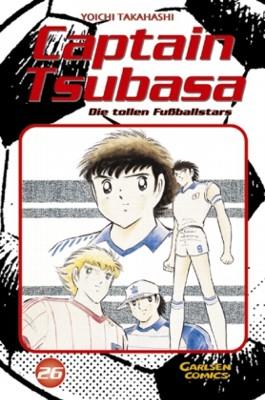Captain Tsubasa. Die tollen Fußballstars / Captain Tsubasa - Die tollen Fußballstars, Band 26