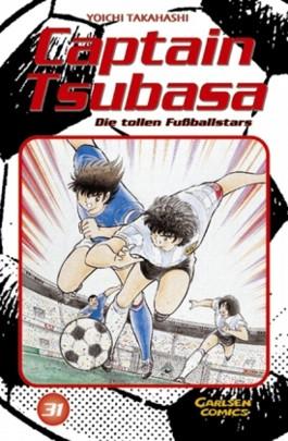 Captain Tsubasa. Die tollen Fußballstars / Captain Tsubasa - Die tollen Fußballstars, Band 31