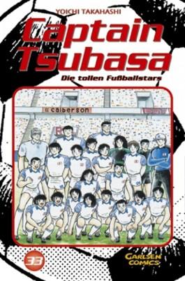 Captain Tsubasa. Die tollen Fußballstars / Captain Tsubasa - Die tollen Fußballstars, Band 33