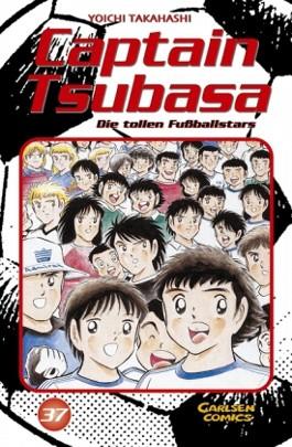 Captain Tsubasa. Die tollen Fußballstars / Captain Tsubasa - Die tollen Fußballstars, Band 37