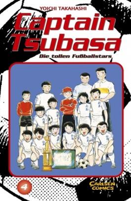 Captain Tsubasa. Die tollen Fußballstars / Captain Tsubasa - Die tollen Fußballstars, Band 4