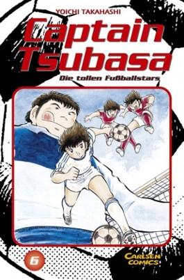 Captain Tsubasa. Die tollen Fußballstars / Captain Tsubasa - Die tollen Fußballstars, Band 6