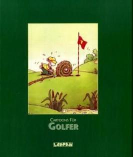 Cartoons für Golfer