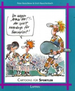 Cartoons für Sportler