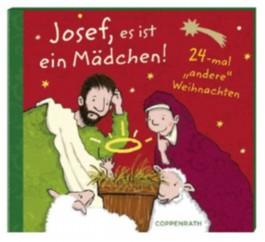 CD Hörbuch: Josef, es ist ein Mädchen!