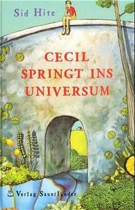 Cecil springt ins Universum