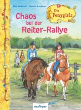 Chaos bei der Reiter-Ralley