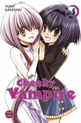 Cheeky Vampire, Band 5
