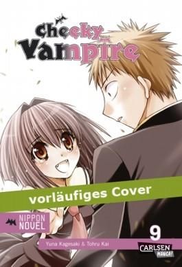 Cheeky Vampire (Nippon Novel), Band 9