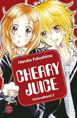 Cherry Juice - Sammelband-Edition, Band 2