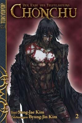 Chonchu - Der Erbe des Teufelssteins 02