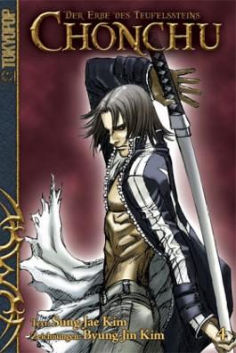 Chonchu - Der Erbe des Teufelssteins 04