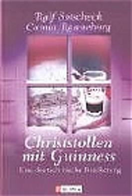 Christstollen mit Guinness