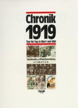 Chronik 1919
