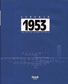 Chronik 1953