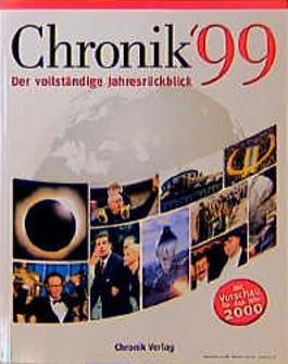 Chronik 1999