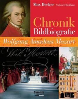 Chronik Bildbiografie Wolfgang Amadeus Mozart