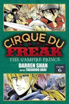 Cirque Du Freak 6