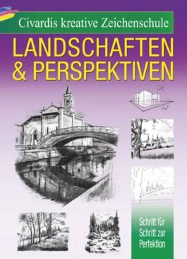Civardis kreative Zeichenschule - Landschaften & Perspektiven