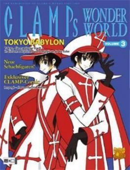 CLAMPs Wonderworld. Vol.3