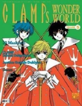 CLAMPs Wonderworld. Vol.5