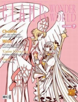 CLAMPs Wonderworld. Vol.7