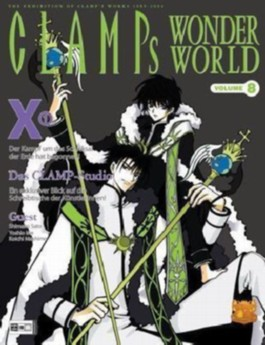CLAMPs Wonderworld. Vol.8