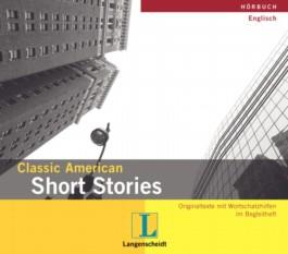 Classic American Short Stories, 1 Audio-CD