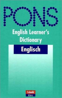 Cobuild English Learner's Dictionary