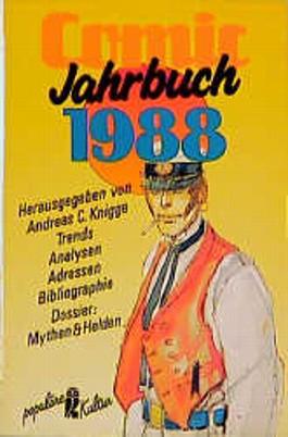 Comic Jahrbuch 1988