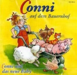 Conni auf dem Bauernhof /Conni und das neue Baby