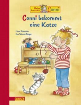 Conni-Bilderbücher: Conni bekommt eine Katze
