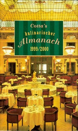 Cotta's Kulinarischer Almanach 1999/2000