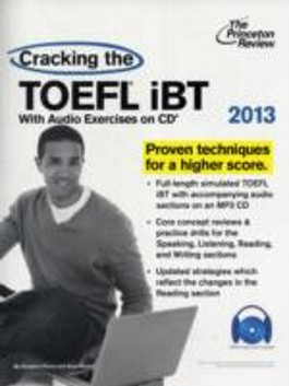 Cracking the TOEFL iBT 2013