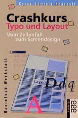 Crashkurs Typo und Layout