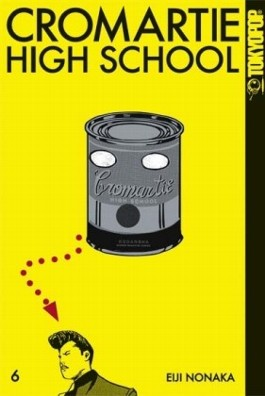 Cromartie High School. Bd.6