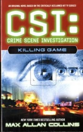 CSI: Crime Scene Investigation, Killing Game, English edition