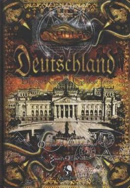Cthulhu, Deutschland: Blutige Kriege & Goldene Jahre
