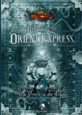 Cthulhu, Horror im Orient-Express. Tl.2