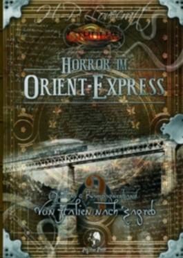 Cthulhu, Horror im Orient-Express. Tl.3