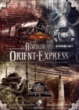 Cthulhu, Horror im Orient-Express. Tl.4